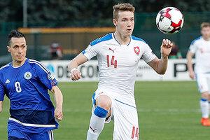 Сан-Марино пропустило шесть голов от Чехии в отборе на ЧМ-2018. Обзор матча