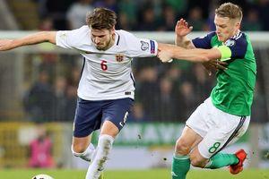 Обзор отборочного матча к ЧМ-2018 Северная Ирландия - Норвегия - 2:0