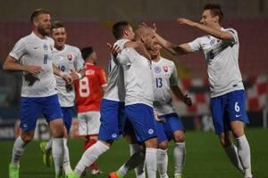 Обзор отборочного матча к ЧМ-2018 Мальта - Словакия - 1:3