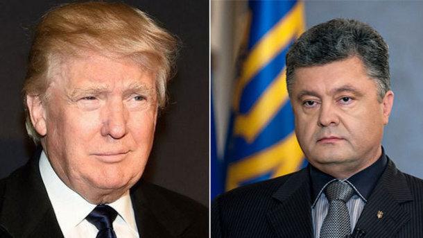 ВАдминистрации президента Украины поведали, когда Порошенко встретится сТрампом