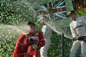 Поехали! На выходных стартовала Формула-1: шутки Лауды, нытье Палмера и победа Феттеля