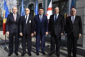 Стартовал саммит ГУАМ: Гройсман назвал главные задачи