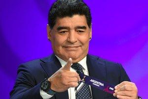 Диего Марадона продержался на должности посла ФИФА всего полтора месяца