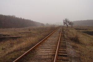 Во Львовской области у железной дороги нашли мертвого парня