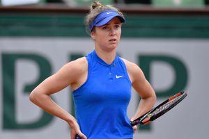 Лучшая теннисистка Украины Свитолина вернется на корт в конце апреля