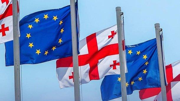 Безвизовый режим европейского союза сГрузией вступит всилу сзавтрашнего дня