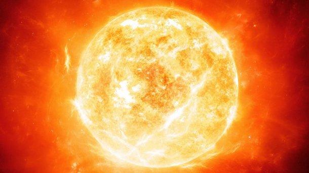 Астрофизики отыскали наСолнце волны, характерные для планеты