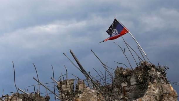 Боевики «ЛНР» обстреляли беспилотник ОБСЕ