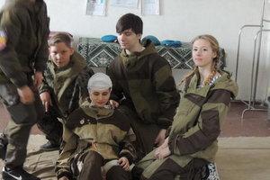 Боевики показали, чему учат детей