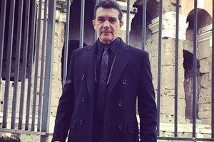 56-летний Антонио Бандерас перенес инфаркт