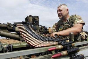 Донецкое направление остается эпицентром огневого противостояния – военные