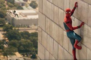 """Спецэффекты, шутки и спасение людей: вышел трейлер нового """"Человека-паука"""""""