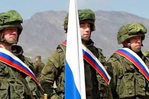 Путин определил численность своей армии