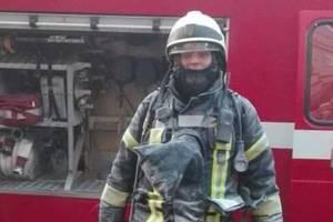 В Киеве загорелась канализация, пожарные нашли обгоревшее тело