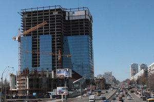 Масштабная стройка в Киеве: возле ЗАГСа уже вовсю продают квартиры