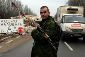 Боевики встретили патруль ОБСЕ автоматными очередями