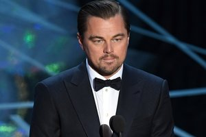 42-year-old Leonardo DiCaprio mourns the best