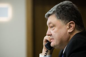 Poroshenko called the Dude because of the shelling of the Consulate of Poland in Lutsk