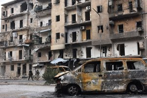 В сирийском Хомсе подорван пассажирский автобус, есть жертвы