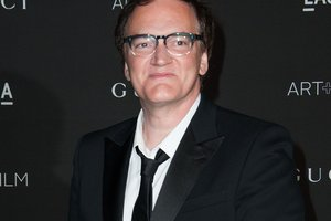 Quentin Tarantino had a fight with the bride because of the children
