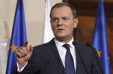 Tusk said that now awaits the UK