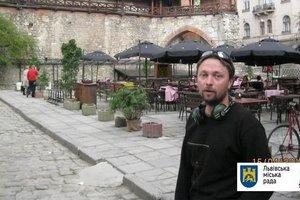 Во Львове в последний путь провожали погибшего на Донбассе бойца