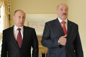 В Правительстве Беларуси рассказали, о чем Лукашенко намерен поговорить с Путиным