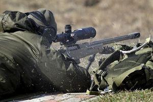 В зоне АТО под Луганским от пули снайпера погиб украинский боец, - штаб