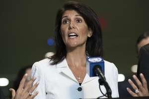 Estados unidos nas nações UNIDAS acusaram a RÚSSIA de envolvimento na destruição da população civil na Síria