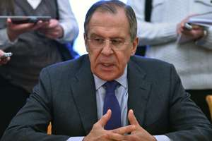 Russia wants Ukraine to grant Amnesty to militants in the Donbas - Lavrov