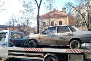 В центре Одессы будут эвакуировать машины во время Юморины
