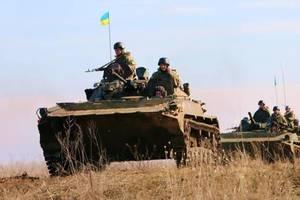 Украинская армия готова к перемирию с 1 апреля – Минобороны