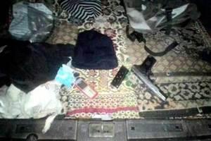Под Киевом вооруженные разбойники избили мужчину и пытались затолкать в авто