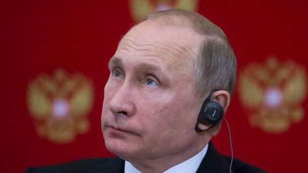 Путин рассказал о«глобальных катастрофах» из-за конфликта между Украиной иРФ
