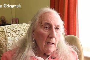 В Великобритании 90-летний ветеран Второй мировой сменил пол