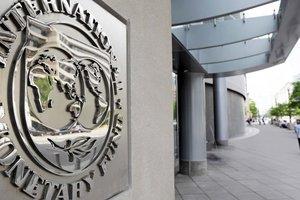Украина запросила у МВФ изменения графика поступления кредитных траншей