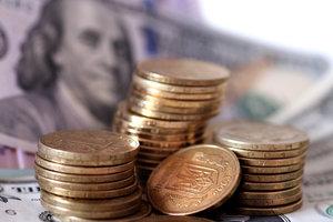 Курс доллара НБУ упал ниже 27 гривен