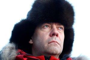 В России обратили внимание на погрустневшего после митингов Медведева