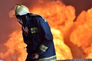 В Одессе мужчина получил ожоги при попытке потушить пожар