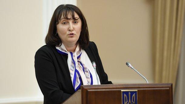 Корчак сообщила, что НАПК проводит внеплановую проверку «Батькивщины»