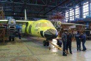 Первый полет АН-132Д: прямая трансляция