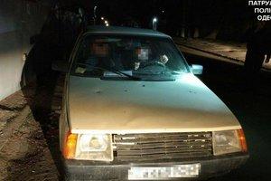 В Одессе полиция задержала автоугонщиков