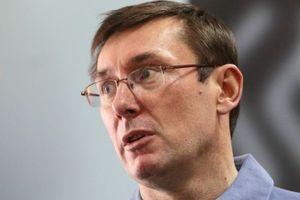 Луценко ответил на намерение Шокина вернуться в кресло Генпрокурора