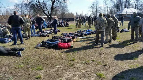 Видео Луценко рассказал о«религиозном центре», где насильно удерживали 250 человек