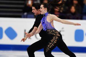 Фигурное катание: Тесса Вирчу и Скотт Мойр обновили мировой рекорд