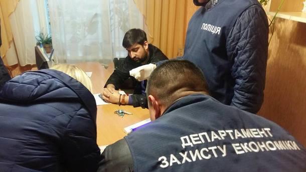 ВЧерниговской области навзятке задержали депутата облсовета