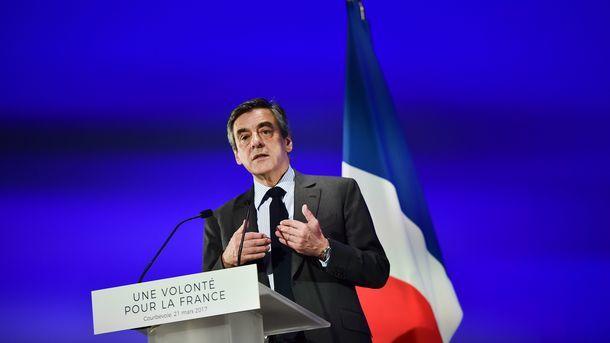 Популярность Франсуа Фийона уфранцузских избирателей вырастает — Опрос