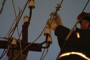 Электроснабжение в Авдеевке в пятницу восстановить не удалось