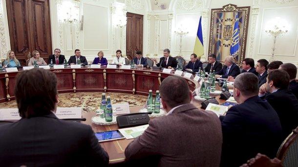 Неотвечает современности: Порошенко назвал основные приоритеты реформы образования вгосударстве Украина