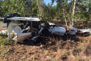 В США столкнулись два самолета: есть жертвы